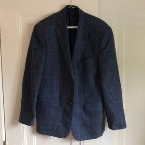 Navy Blue Lauren Ralph Lauren Men's Blazer